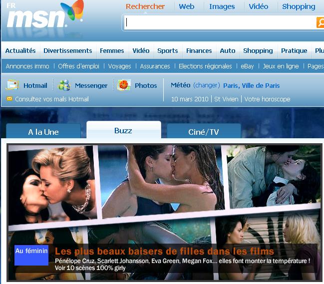 MSN ou... M SM ?