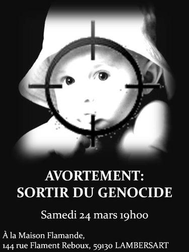 Sortir du genocide