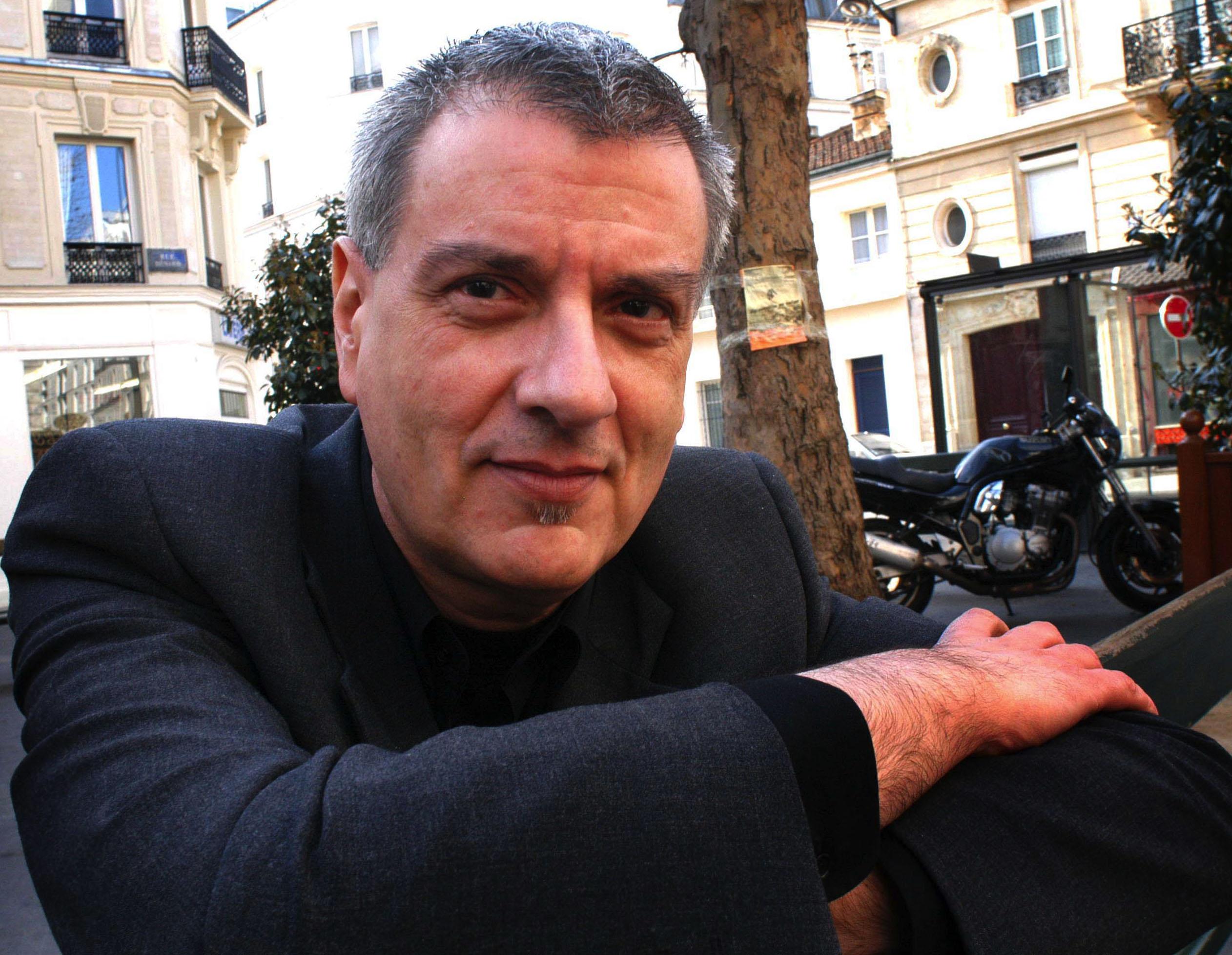 Daniel Hamiche, directeur de la rédaction
