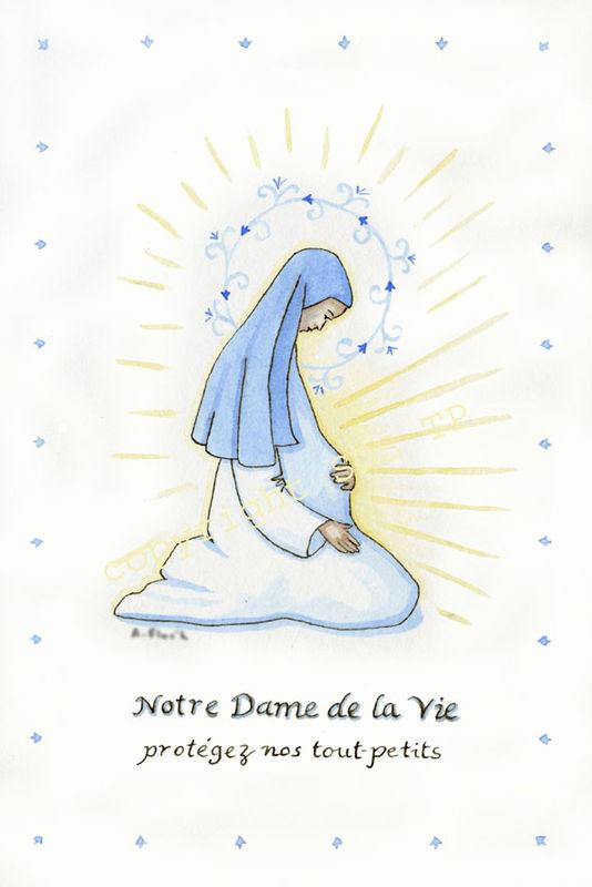 Notre Dame de la Vie